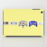 nintendo iPad Cases featuring Nintendo by 8BOMB