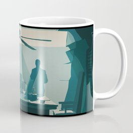 REPLICANTS Coffee Mug