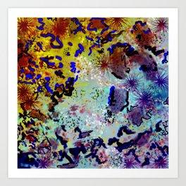 Expressions Art Print