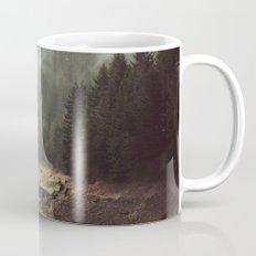 Foggy Forest Creek Mug