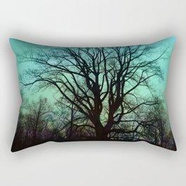 Sunset at Old Kennett Rectangular Pillow