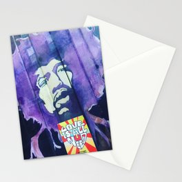 Hendrix Stationery Cards