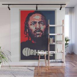 Mr.Kendrick ( HIP-HOPE Series ) Wall Mural