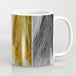 Hair on the pillow Coffee Mug