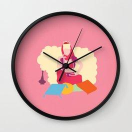 I dream of Jeannie Wall Clock