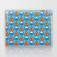 BEASTIE - Texture | Hip Hop | 80's | Music | Retro | Vector | Funny | Street Art | Abstract Laptop & iPad Skin