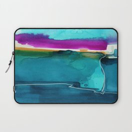 Meditations No. 33B by kathy Morton Stanion Laptop Sleeve