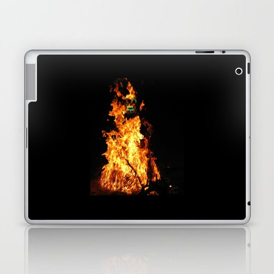 Fire demon Laptop & iPad Skin
