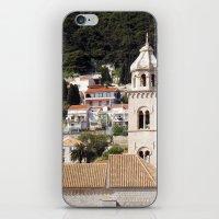 buildings iPhone & iPod Skins featuring BUILDINGS by Greenteaelf