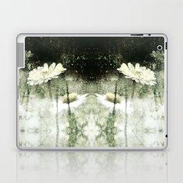 Daisy Love b&w, photography 2009 Laptop & iPad Skin