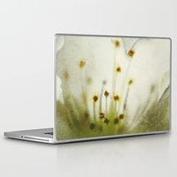 cherry Laptop & iPad Skins featuring Cherry  by PeDSchWork