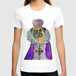 King Wrinkle of Wrinkleton T-shirt