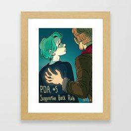 PDA #5 Framed Art Print