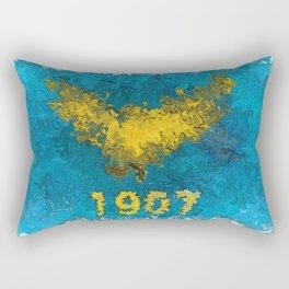 Kanarya 1907 Rectangular Pillow