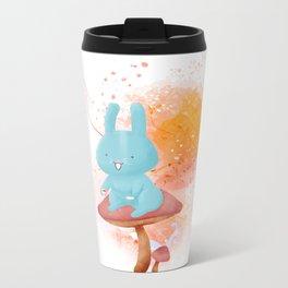 Kit Tea Rabbit Metal Travel Mug