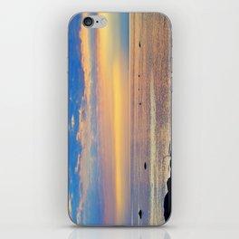 Sparkling Sunset Seascape iPhone Skin