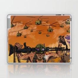 War Machine - The Nam Dude Laptop & iPad Skin