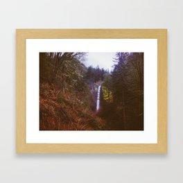 Latourell Falls - OR #1 Framed Art Print