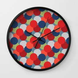 That Sunday Feeling Wall Clock