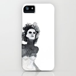 Woman XY 222 iPhone Case