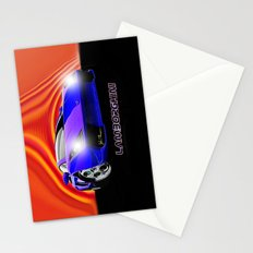 Lamborghini Gallardo (2) Stationery Cards
