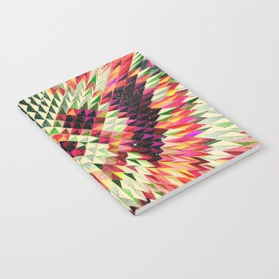 Geo Skull Notebook