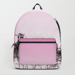 Lovely pink sky Backpack