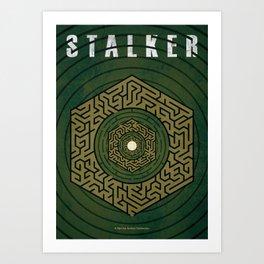 STALKER Art Print