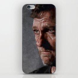 Richard From The Kingdom - Bury Me Here - The Walking Dead iPhone Skin