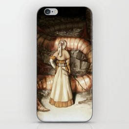 The Midwife and the Lindworm iPhone Skin