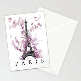 The Paris Point of View 3 Stationery Cards