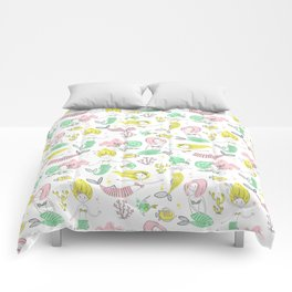 Under the sea Pattern Comforters