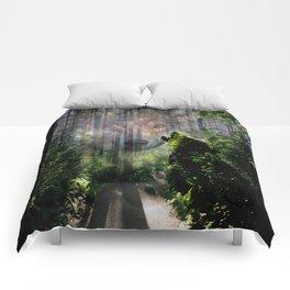 The Wild in Us Comforters