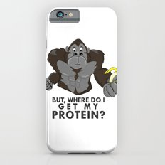 The Protein Question iPhone 6s Slim Case