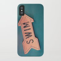 swim iPhone & iPod Cases featuring swim by Sylvia Cook Photography