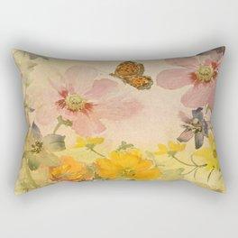 A Little Bit Of Spring Rectangular Pillow