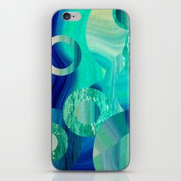 SEA-NCHRONICITY iPhone Skin