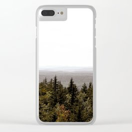 Acadia Views Clear iPhone Case