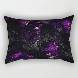 The Shadows Burn Rectangular Pillow
