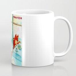 Café Fox Coffee Mug