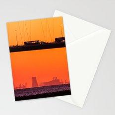 Working Dawn Stationery Cards