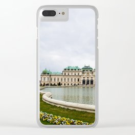 The Belvedere Clear iPhone Case