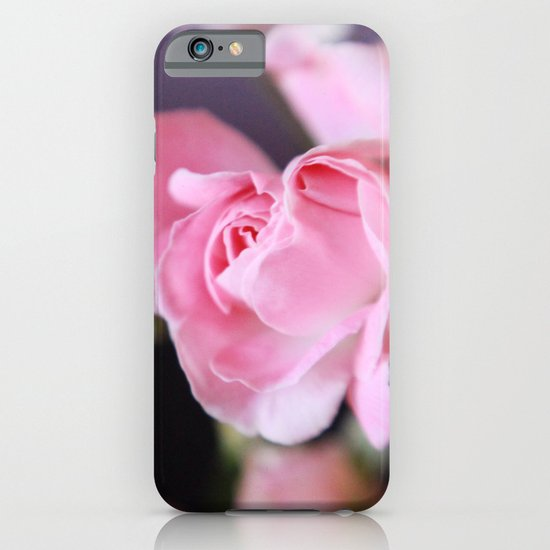 Tiny Roses iPhone & iPod Case