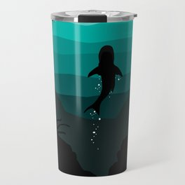the Reef Travel Mug