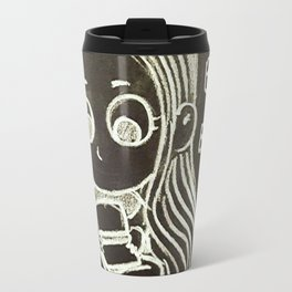 Cute Gamer Girl Travel Mug
