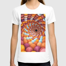 Colorful Portal T-shirt
