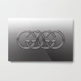 AuGi Metal Print
