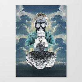 Breathe Easy Canvas Print