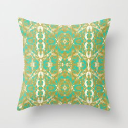 Baroque Style G76 Throw Pillow