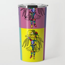 Color dancer Travel Mug
